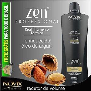 REDUTOR DE VOLUMES ZEN 1000ML - COM OLEO DE ARGAN