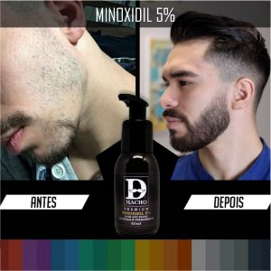 Minoxidil 5% D' Macho 60ml