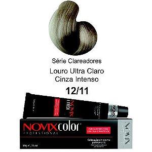 Coloração Profissional Novix Color 12/11 (caixa com 12 unidades)