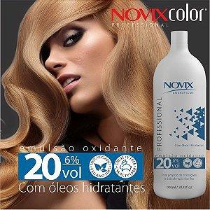 Emulsão Oxidante Vegana Profissional 20vol /6% - 900ml