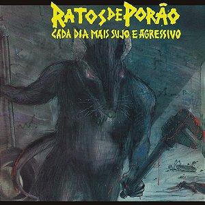 LP Ratos de Porão - Cada Dia Mais Sujo e Agressivo