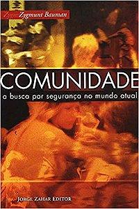 Comunidade, de Zygmunt Bauman