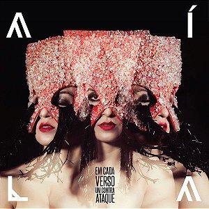 LP Aíla – Em Cada Verso Um Contra Ataque