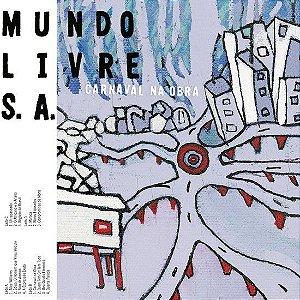 LP Mundo Livre S.A. – Carnaval Na Obra (Duplo)