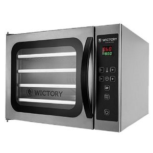Forno Digital Mini Turbo WCV 435 Wictory Elétrico 4 Assadeiras