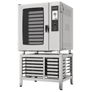 Forno Combinado Touch Screen Wictory 20 Gn's 1/1 -  WCTS-20H Elétrico com Cavalete