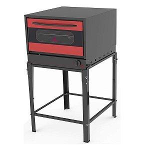 Forno FGE-110 Gourmet Progás 110L Vermelho FGE-110Color