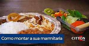 Kit Marmitaria Super - Monte o seu negócio de Marmitex - 25 itens Essenciais