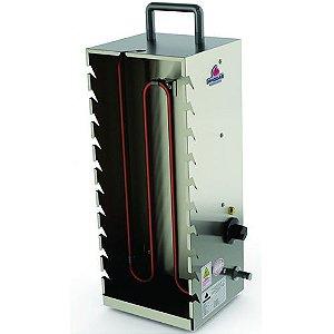 Churrasqueira para Espetinhos Elétrica 10 Espetos PR-199