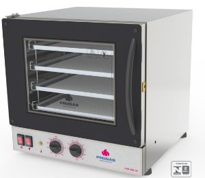 Forno Turbo Elétrico Fast Oven PRP-004 G2 Preto