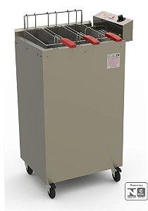 Fritadeira Eletrônica PR-2000 EL Progás Aço Inox Escovado 5000 Watts