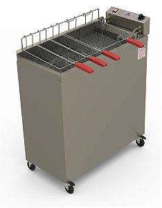 Fritadeira Eletrônica PR-3008 EL Progás3 Cestos Simples e 1 Duplo - 220V