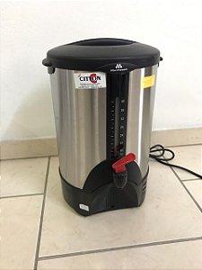 Cafeteira Automática 6 Litros Aço Escovado - Marchesoni Seminova