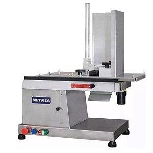 Fatiador de Frios 300 mm Automático Horizontal Metvisa CFH-300