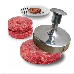 Modelador De Hambúrguer Gourmet 12,5 cm Para 200g