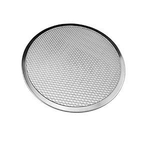 Tela para pizza 25 cm Alumínio Redonda TE-03