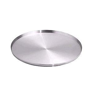 Forma para pizza 30 cm FO-118 Alumínio 1,5 mm Wallpan