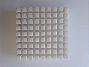 Macho 8 mm Plástico Cortador de Legumes Vitalex