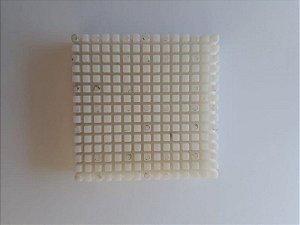 Macho 6 mm Plástico Cortador de Legumes Vitalex
