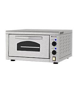 Forno Pizza Ultra Rápido Elétrico com pedra refratária - 220V – WP-35 - Wictory -  Usado e revisão de fábrica