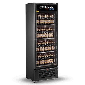 Visa Cooler Expositor Cervejeiro Porta 505L Porta Vidro Vcc505v Refrimate 220V