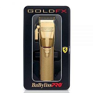 Máquina BabyLiss Pro GoldFX - By Roger