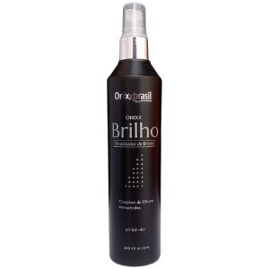 Onixx Brilho - 240 ml Complexo de silicone e ativos reparadores condicionantes