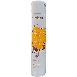 Shampoo Óleo de Argan 300ml - brilho e hidratação profunda
