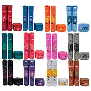 Combo Atacado 12 kits de 3 produtos da linha Home Care - 36 produtos ao todo - Escolha suas preferidas após  a compra