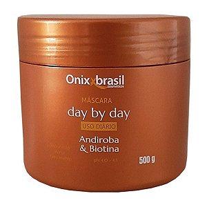 SUPER LANÇAMENTO Máscara Day by Day 500g - Andiroba e Biotina
