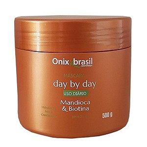 SUPER LANÇAMENTO Máscara Day by Day 500g - Mandioca e Biotina