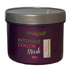 LANÇAMENTO - Intensive Collor Mask Red 500g - para cabelos avermelhados