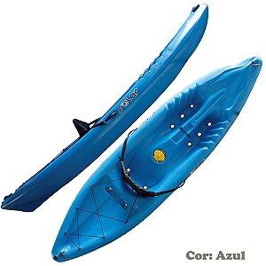 Caiaque Solar Azul - Hidro 2 Eko