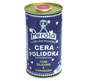 Pérola Cera Polidora Para Automovel 500Ml