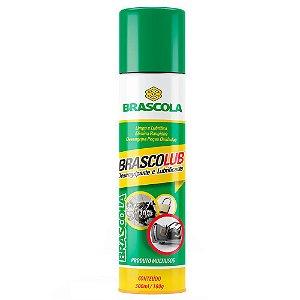Lubrificante Desengripante Brascolub 300ml Brascola Spray