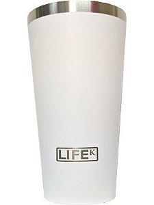 Copo térmico Life - Branco