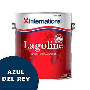 Tinta P/ Barco Esmalte Sintético Náutico Lagoline 3,6 Litros - AZUL DEL REY