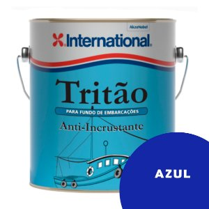 Tritão Antiincrustante International 3,6L - AZUL