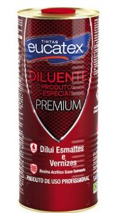 Thinner 9116 - EUCATEX 900ml