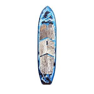 Prancha de Stand Up Paddle – SUP 10'6″ - AZUL