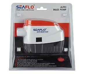 Bomba de Porão com Automático Integrado - Seaflo 750 GPH 12V - SFBP1-G750-06