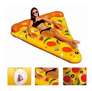 Boia Gigante Pizza Inflável - Bel Lazer