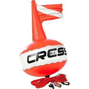Boia Inflável Competition Para Marcação De Mergulho - Cressi