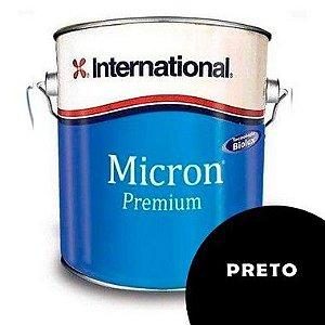 Kit 4 Tintas Micron Premium 3,6L - PRETO + 2 Intertuf Vinyl