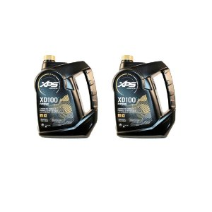 Lubrificante Evinrude Johnson Xd 100 2 Tempos - Kit C/ 2 Und