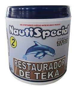 Sal Azedo Restaurador De Teka Nautispecial Premium - 500g