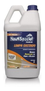 Limpa Costado Premium Remoção De Oxidação Nautispecial - 5l