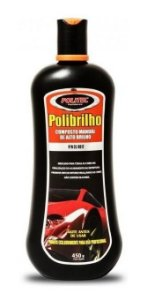 Cera Polidora Polibrilho 450 Gr - Politec