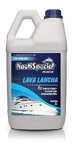 Lava Lancha Nautispecial 5 L Sem Cera