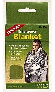 Cobertor De Emergência Trilhas E Rumos